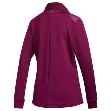 adidas Ladies Cold.Rdy Full Zip Jacket Power Berry