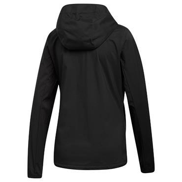 adidas Ladies Provisional Jacket Black