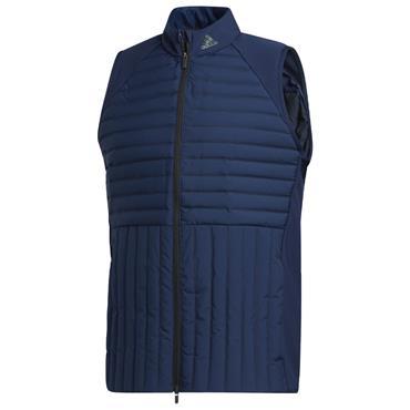 adidas Gents Frostguard Insulated Vest Collegiate Navy
