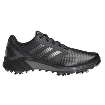 adidas Gents ZG21 Shoe Black - Metallic Grey