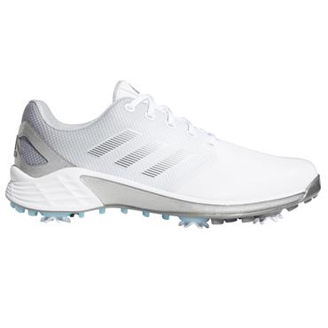 adidas Gents ZG21 Shoes White - Silver