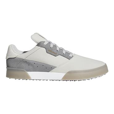 adidas Gents Adicross Retro Spikeless Shoes Grey Two - Cloud White - Grey Four