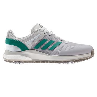 adidas Gents EQT Wide Shoes Grey Two - Sub Green - Grey Six