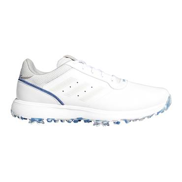 adidas Gents S2G Laced Shoes White - Crew Blue