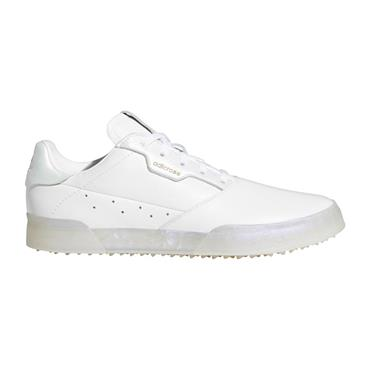 adidas Ladies Adicross Retro Spikeless Shoes Cloud White - Clear Mint