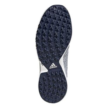 adidas Ladies Alphaflex Sport Spikeless Shoes Cloud White - Tech Indigo