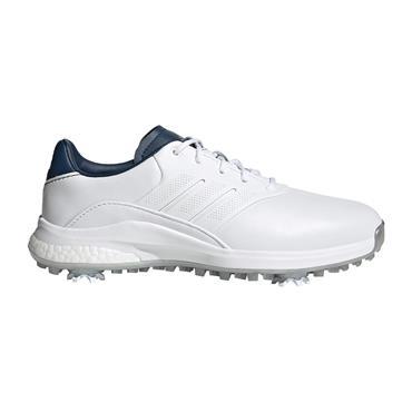 adidas Ladies Performance Classic Shoes Cloud White - Silver Metallic - Crew Navy