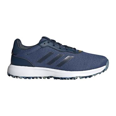 adidas Gents S2G Spikeless Shoes Crew Blue - Crew Navy - Crew Yellow