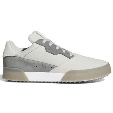 adidas Junior Adicross Retro Shoes Grey - White