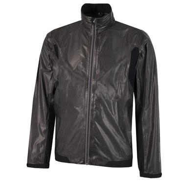 Galvin Green Gents Angus Paclite Jacket Grey - Black