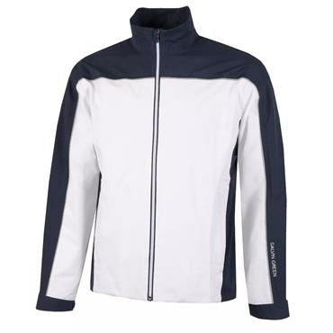 Galvin Green Gents Ace GORE-TEX Jacket White - Navy - Cool Grey