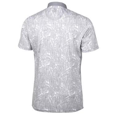 Galvin Green Gents Morris Ventil Shirt White - Cool Grey