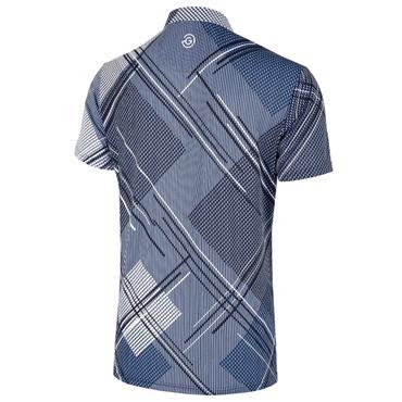 Galvin Green Gents Mitchell Shirt Bluebell - Navy