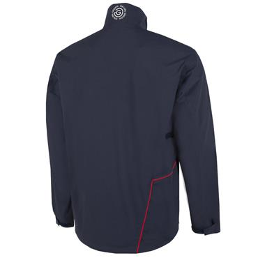 Galvin Green Gents Abe ½ Zip Paclite GORE-TEX Jacket Navy - White - Red