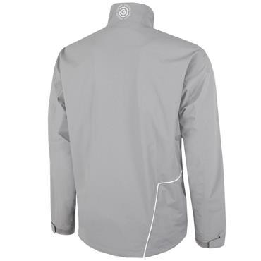 Galvin Green Gents Abe ½ Zip Paclite GORE-TEX Jacket Sharkskin - Black - White