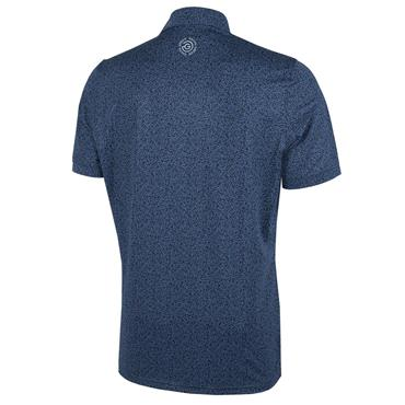 Galvin Green Gents Marco Ventil8+ Polo Shirt Navy
