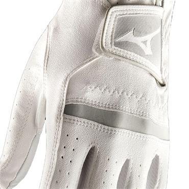 Mizuno Ladies Comp White Glove Left Hand White