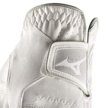 Mizuno Ladies Comp Glove Left Hand White