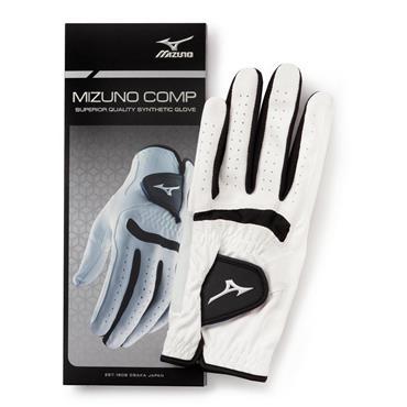 Mizuno Gents Comp Glove Left Hand White