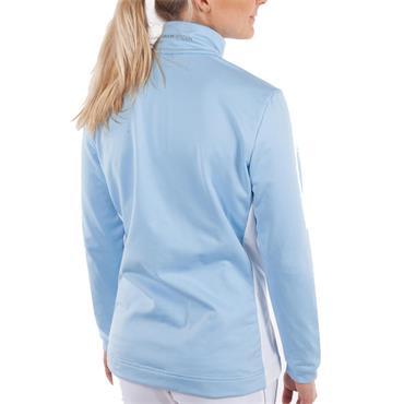 Galvin Green Ladies Daisy Insula Jacket Bluebell - White