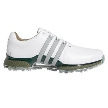 adidas Gents Tour 360 XT Shoes White - Green