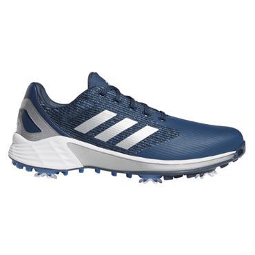 adidas Gents ZG21 Motion Shoe Navy - White - Blue
