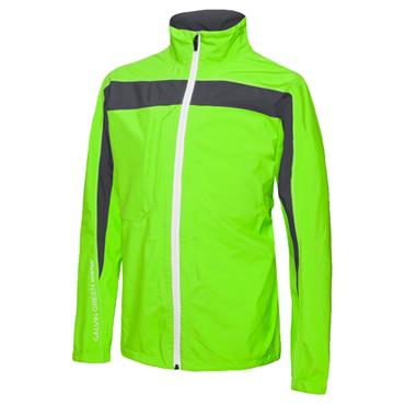 Galvin Green Reed Junior Waterproof GORE-TEX Jacket Green - Gunmetal