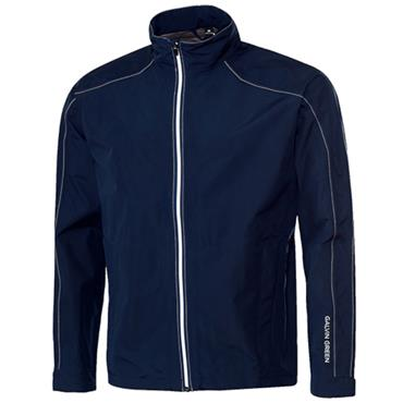 Galvin Green Gents Alonzo Waterproof GORE-TEX Paclite Jacket Navy - White