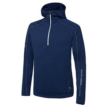 Galvin Green Rob Junior - Boys Insula Hoodie Midnight - White