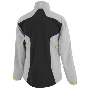 Galvin Green Gents Andres Waterproof GORE-TEX Paclite® Jacket Sharskin - Black - Lime