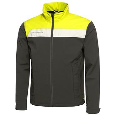 Galvin Green Gents Austin Waterproof GORE-TEX Jacket Beluga - Lemonade - Snow White