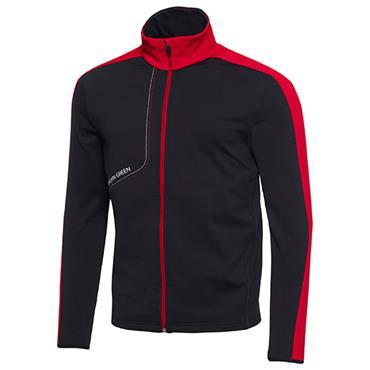 Galvin Green Gents Dario Insula Jacket Black - Red