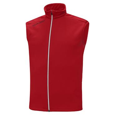 Galvin Green Gents Devin Body Warmer Red