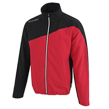 Galvin Green Gents Aaron GORE-TEX Jacket Red - Black - White