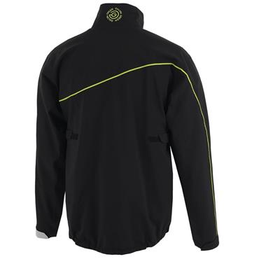 Galvin Green Gents Aaron Waterproof GORE-TEX Jacket Sharkskin - Black - Lime