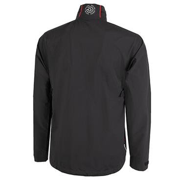Galvin Green Gents Alex 1/2 Zip GORE-TEX Jacket Black - Red