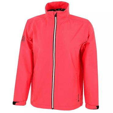 Galvin Green Junior River Waterproof GORE-TEX Paclite Jacket Raspberry - Black