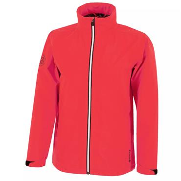 Galvin Green Junior River Waterproof GORE-TEX Paclite Jacket Red - Black