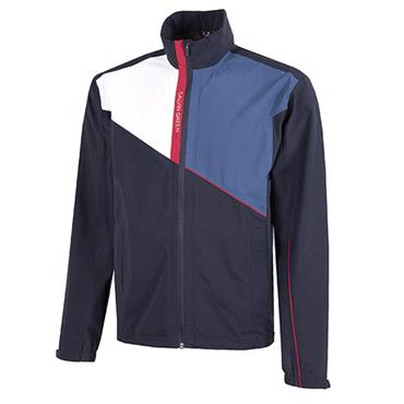 Galvin Green Gents Apollo Jacket Navy - White - Ensign Blue