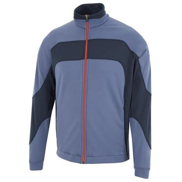 Galvin Green Gents Damie Insula Jacket Ensign Blue - Navy - Rusty Orange