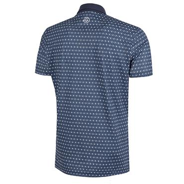Galvin Green Gents Mario Shirt V8+ Navy - Ensign Blue - White
