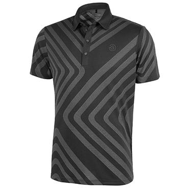 Galvin Green Gents Malone Shirt V8 Black