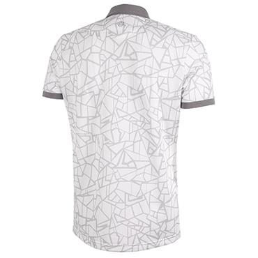 Galvin Green Gents Markell Shirt V White - Light Grey