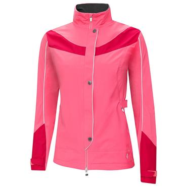 Galvin Green Ladies Amelia Waterproof GORE-TEX Jacket Pink - Azalea