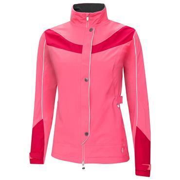 Galvin Green Ladies Amelia Waterproof GORE-TEX Jacket Pink - Azalea