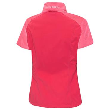 Galvin Green Ladies Ashley GORE-TEX Paclite Short-Sleeve Jacket Azalea Pink