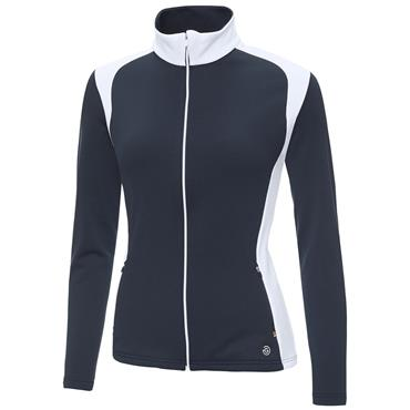 Galvin Green Ladies Dorothy Insula Jacket Navy - White