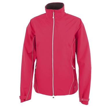 Galvin Green Ladies Arissa Waterproof GORE-TEX Full-Zip Jacket Azalea - SIlver