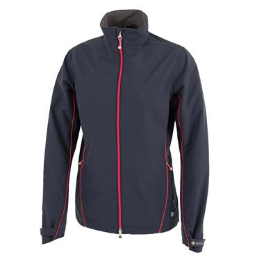 Galvin Green Ladies Arissa Waterproof GORE-TEX Full-Zip Jacket Navy - Azalea