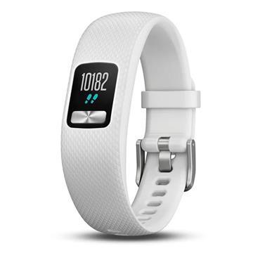 Garmin Vivofit 4 GPS Watch White